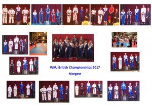 Wales at British Kickboxing Championships